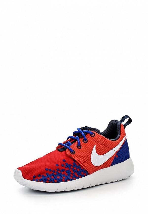 Кроссовки Nike NIKE ROSHE ONE PRINT (GS)