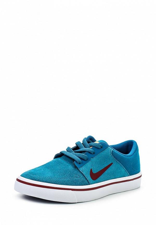 Кеды для мальчиков Nike (Найк) 725108-367