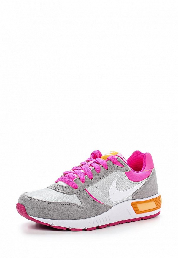 Кроссовки (SPORT SHOES) NIKE NIGHTGAZER (GS) G серый Nike