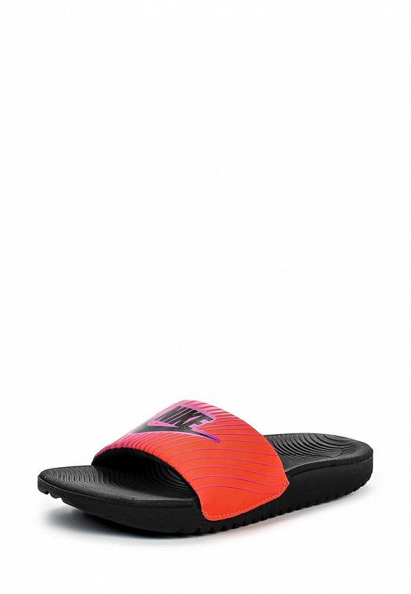 Сланцы Nike KAWA SLIDE PRINT (GS/PS)