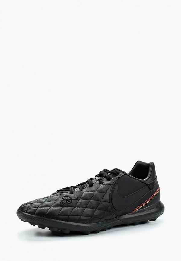 Купить Шиповки Nike, TIEMPOX FINALE 10R TF, NI464AMBBIT6, черный, Весна-лето 2018