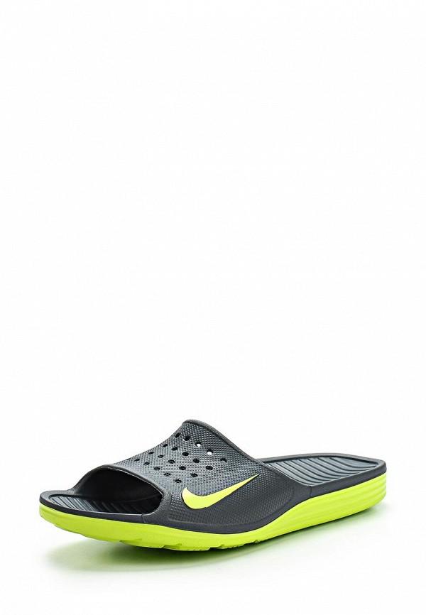 Мужские сланцы Nike (Найк) 386163-077