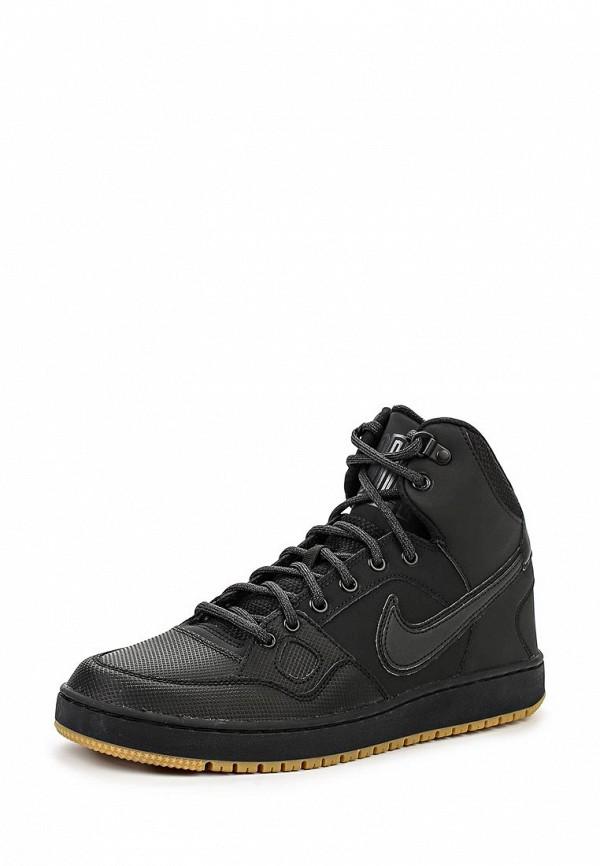 Мужские кеды Nike (Найк) 807242-009