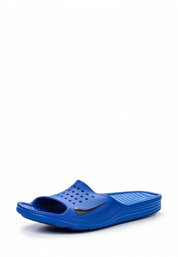 Мужские сланцы Nike (Найк) 386163-440