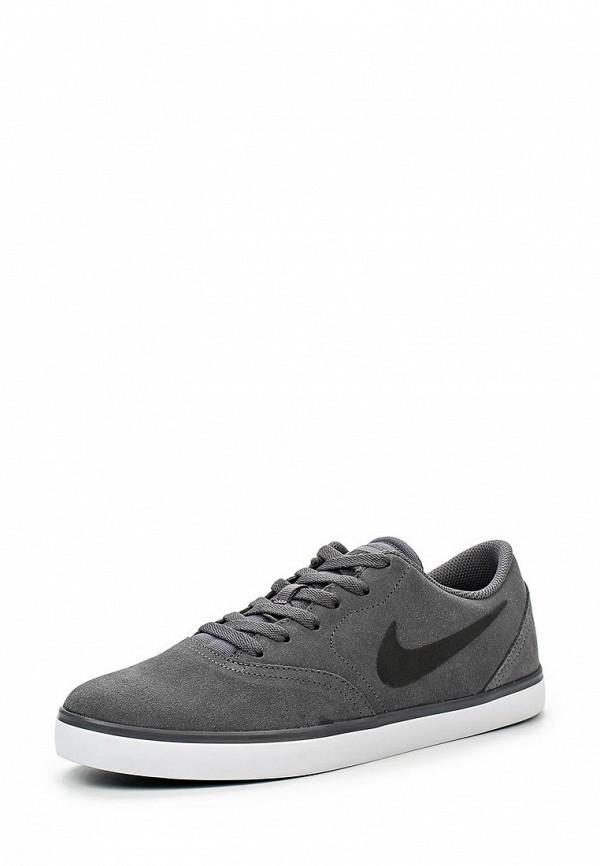 Мужские кеды Nike (Найк) 705265-007