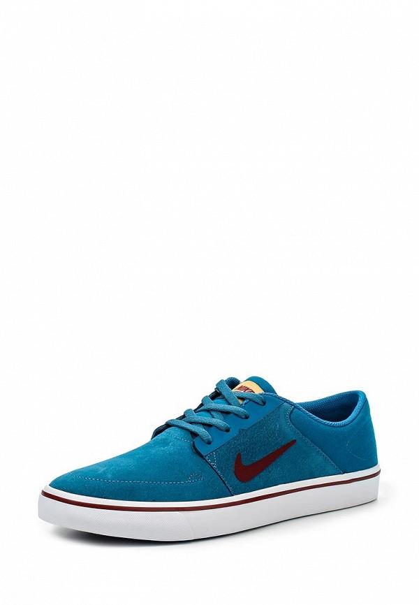 Мужские кеды Nike (Найк) 725027-367
