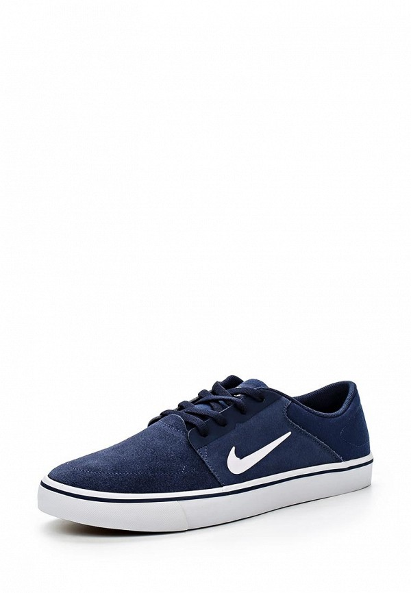 Мужские кеды Nike (Найк) 725027-413