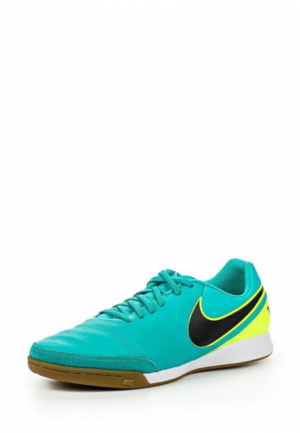 Бутсы зальные Nike TIEMPO GENIO II LEATHER IC