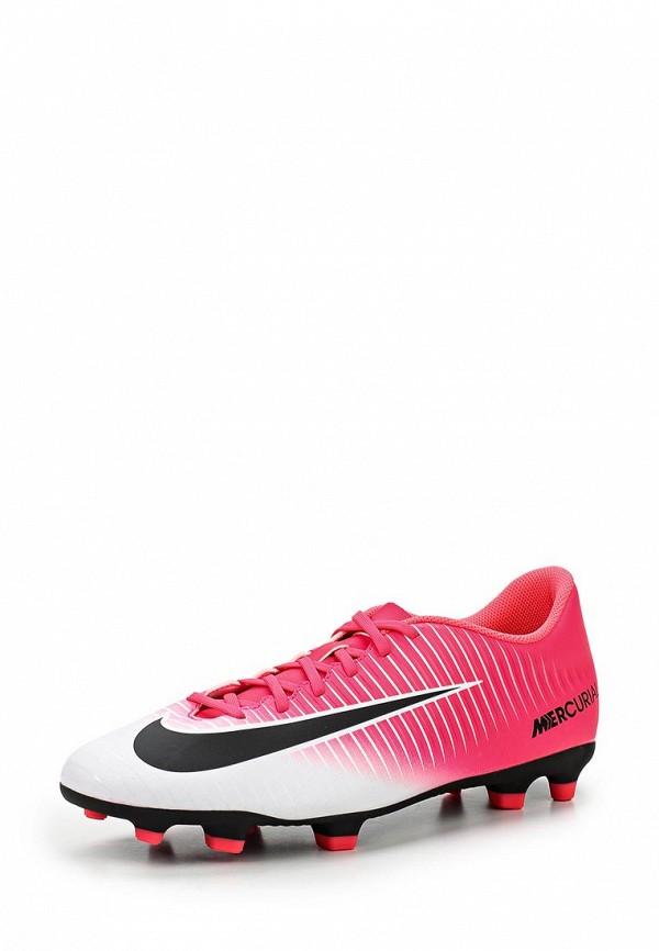 Бутсы Nike Nike NI464AMRYP01 бутсы nike nike ni464amjff16