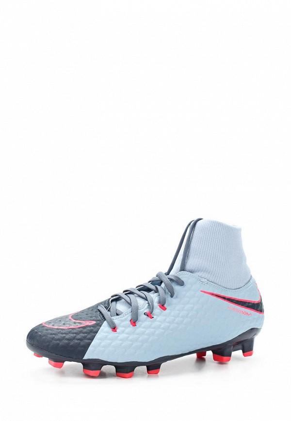 Бутсы Nike Nike NI464AMUGL25 бутсы nike цвет фиолетовый