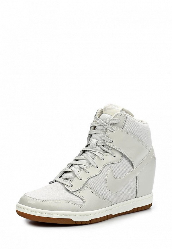 кэшбэк Кеды на танкетке Nike