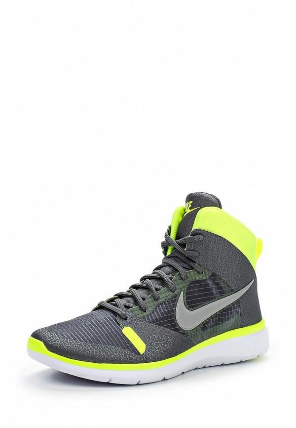 Кроссовки Nike DUNK ULTRA MODERN женские серо-зеленые