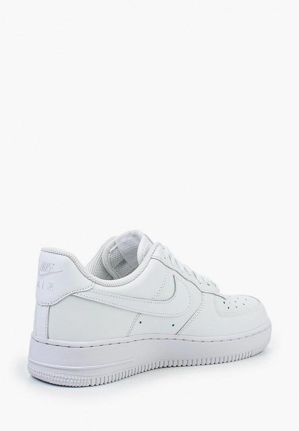Фото 6 - женские кроссовки Nike белого цвета