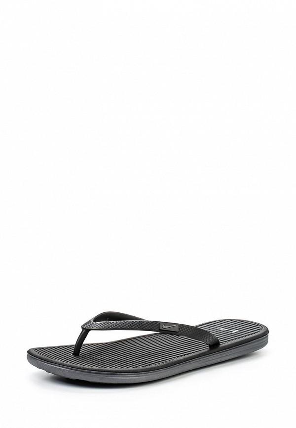 Женские сланцы Nike (Найк) 488161-010