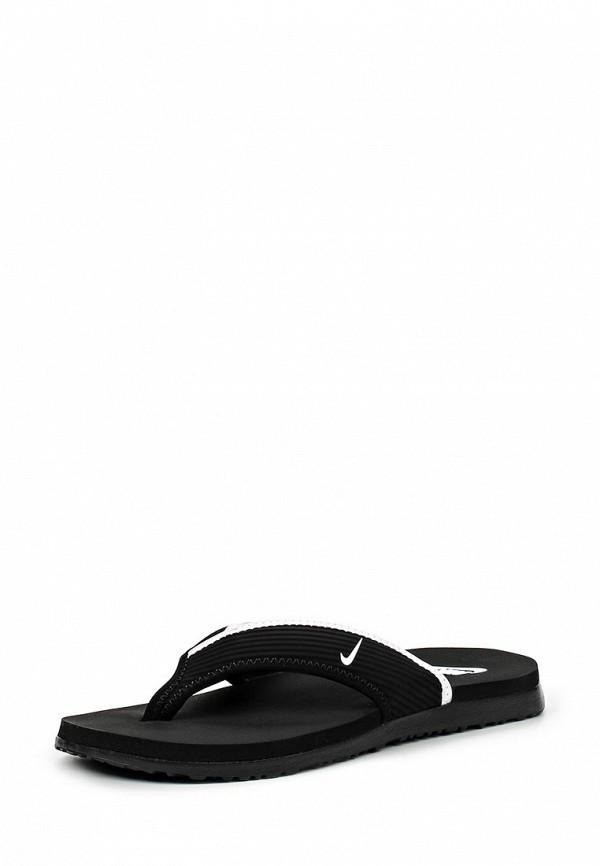 Женские сланцы Nike (Найк) 310896-014