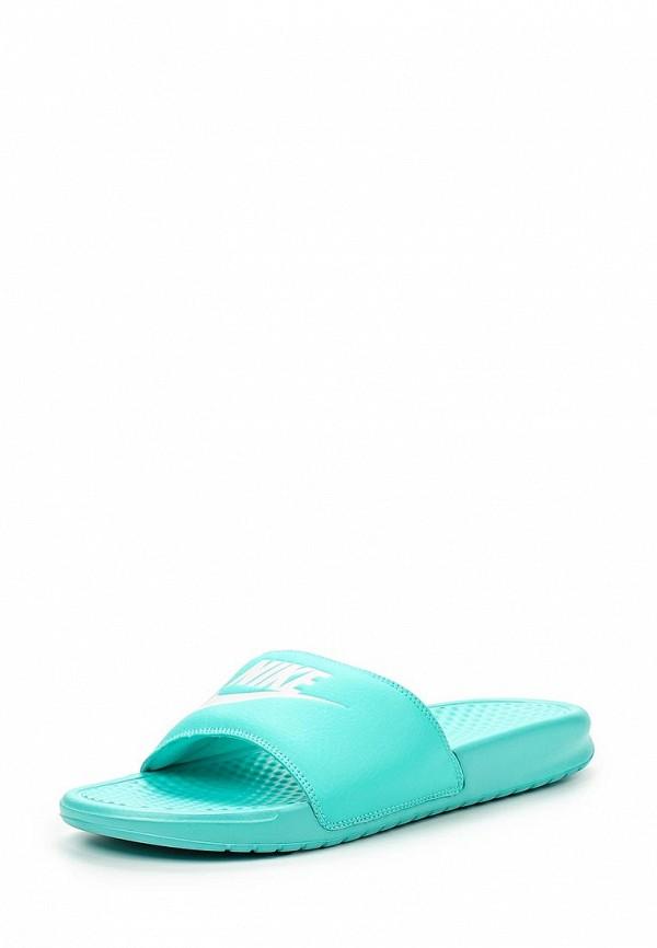 Женские сланцы Nike (Найк) 343881-314