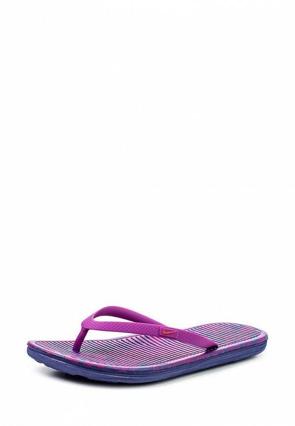 Женские сланцы Nike (Найк) 553486-585