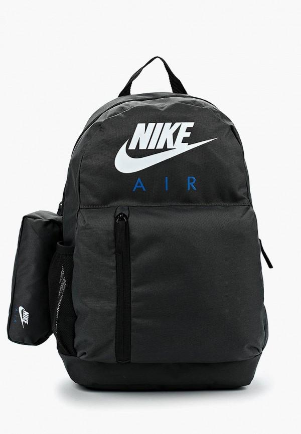 Купить Рюкзак Nike, Y NK ELMNTL BKPK - GFX, NI464BKBDPO2, черный, Весна-лето 2018