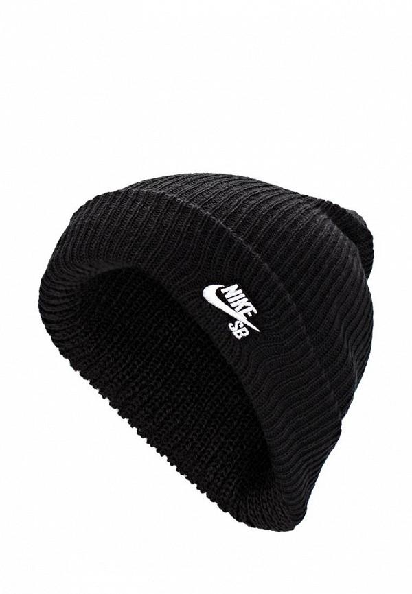 Здесь можно купить NIKE SB FISHERMAN BEANIE  Шапка Nike Головные уборы