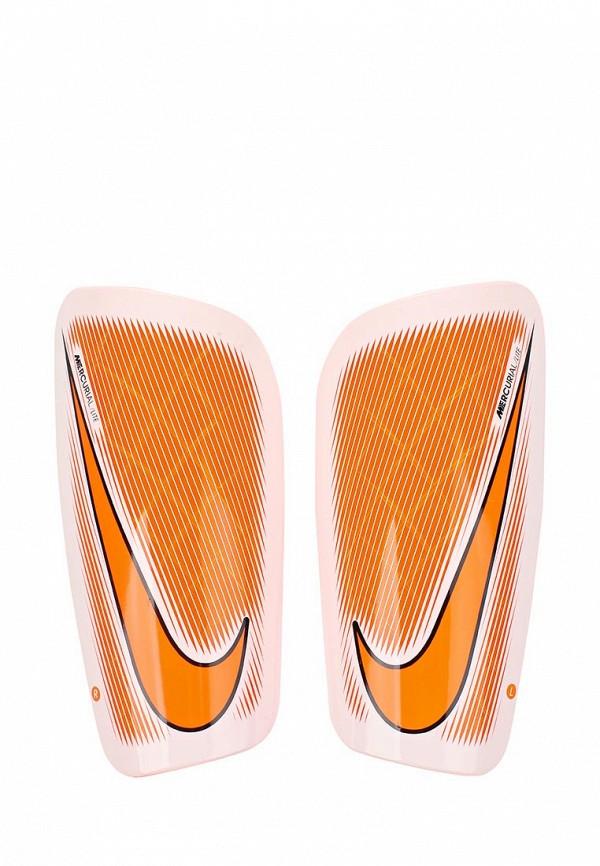 Купить Щитки Nike, NK MERC LT GRD, NI464DUKBAO0, оранжевый, Весна-лето 2018