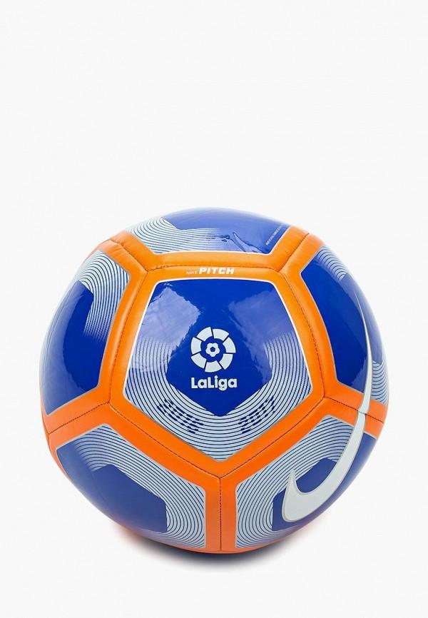 Мяч футбольный Nike Nike NI464DURYL54 мяч футбольный nike premier team fifa р 5