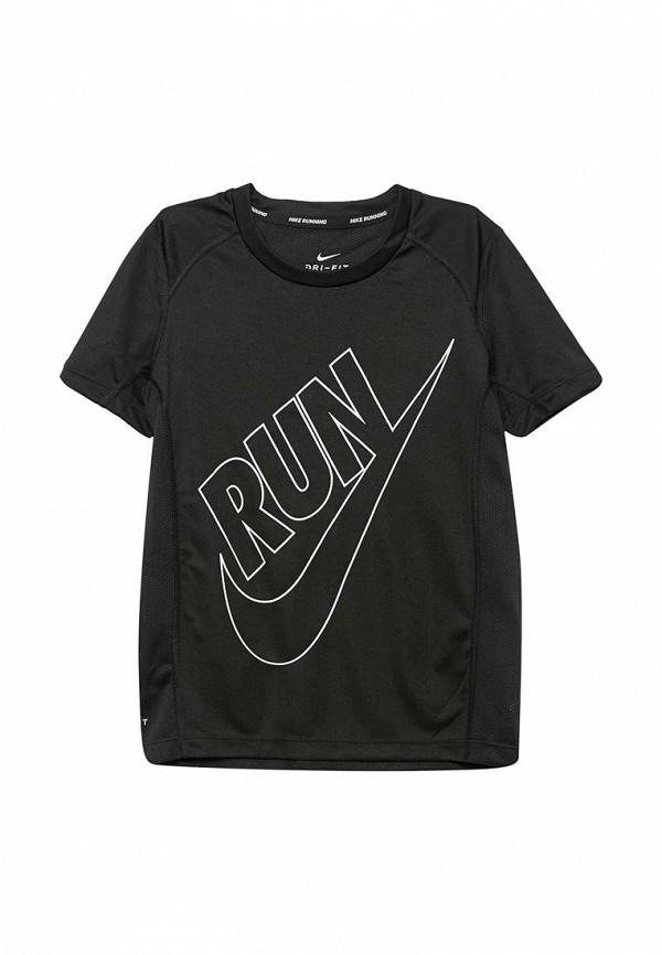 Футболка спортивная Nike Nike NI464EBABAV9 сумка спортивная nike nike ni464bwrym11
