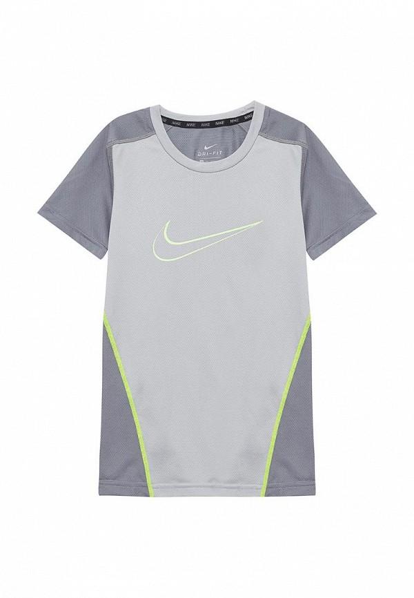 Футболка спортивная Nike Nike NI464EBABAX8 сумка спортивная nike nike ni464bwrym11