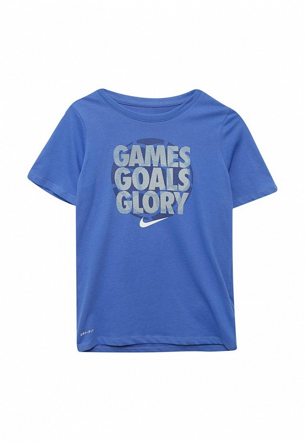 Футболка спортивная Nike Nike NI464EBABAZ9 футболка спортивная nike nike ni464emugr73