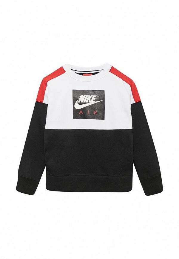 Свитшот Nike Nike NI464EBABBB0 игровая форма nike футболка детская nike ss precision iii jsy boys 645918 410