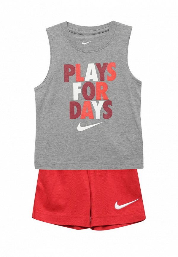 Костюм спортивный Nike Nike NI464EBAQCI3 спортивный костюм nike для женщин цвет красный