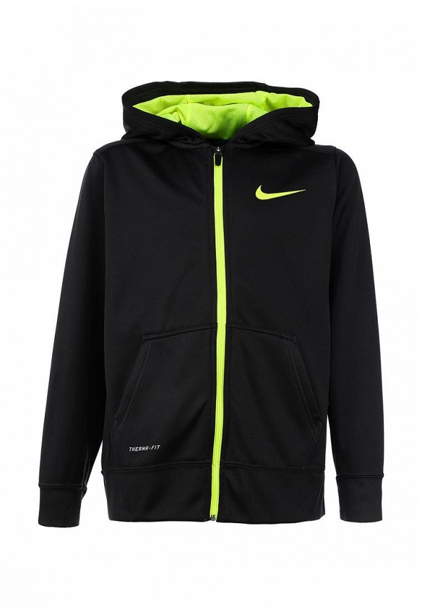 Толстовка Nike KO 3.0 FZ HOODIE YTH