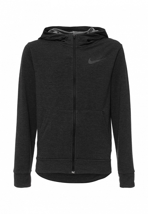 Толстовка Nike DF TRAINING FLEECE HOODIE YTH