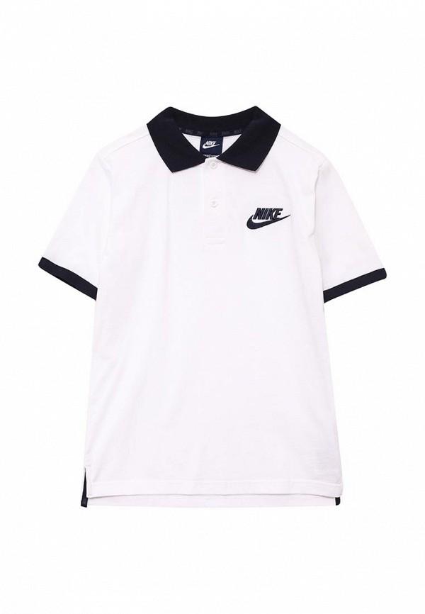 Поло Nike (Найк) 826437-100