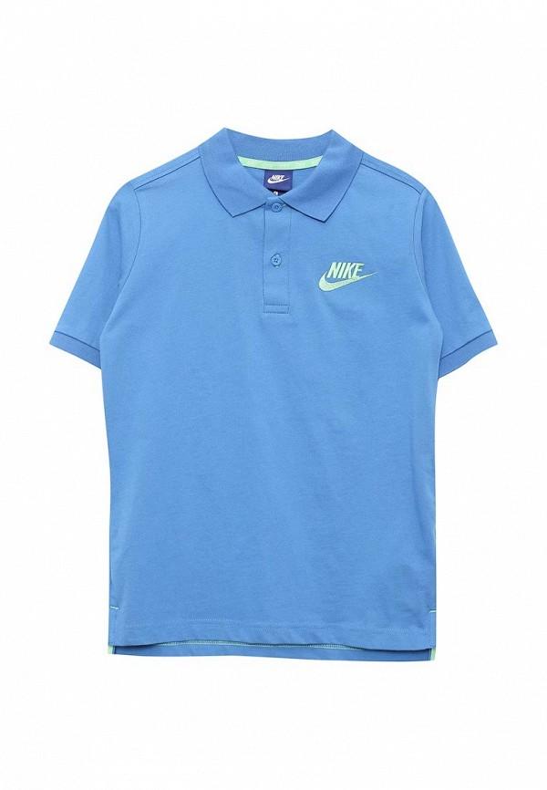 Поло Nike (Найк) 826437-435