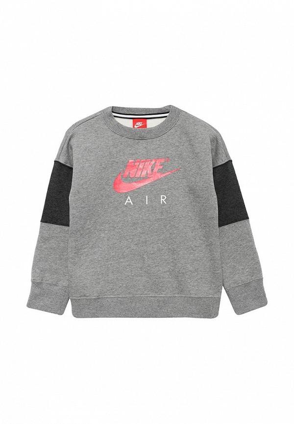 Свитшот Nike Nike NI464EBUFF66 nike nike mercurial lite