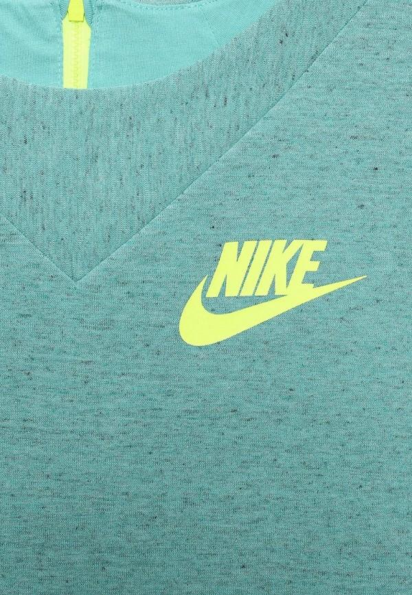 Футболка Nike (Найк) 816375-395: изображение 5