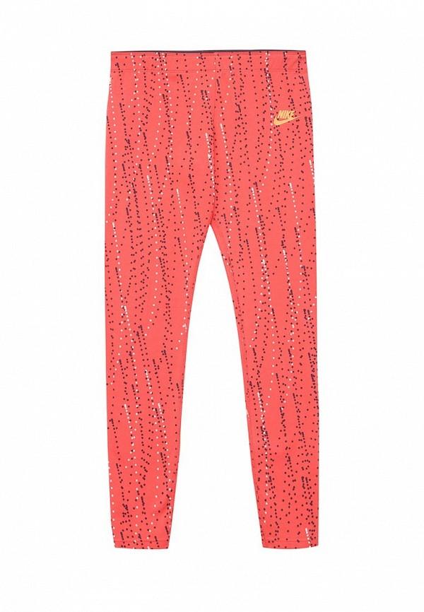 Леггинсы для девочек Nike (Найк) 806391-850