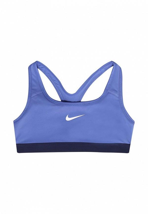 Топ спортивный Nike Nike NI464EGPDA69 топ nike топ get fit rugby stripe tank