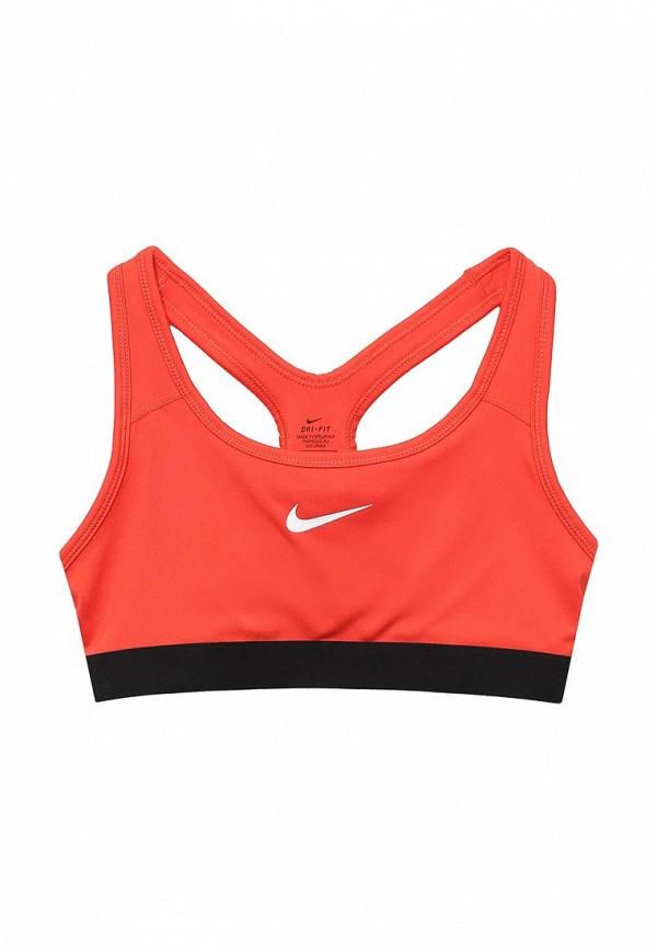 Топ спортивный Nike Nike NI464EGPDA70 топ nike топ get fit rugby stripe tank