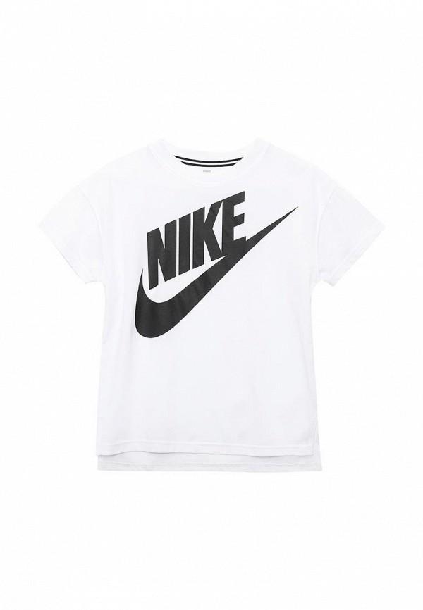 Купить Футболку Nike белого цвета