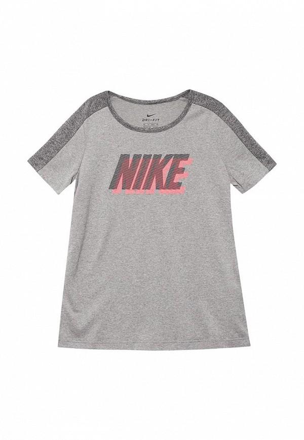 Футболка спортивная Nike Nike NI464EGUFH86 футболка спортивная nike nike ni464emugr73
