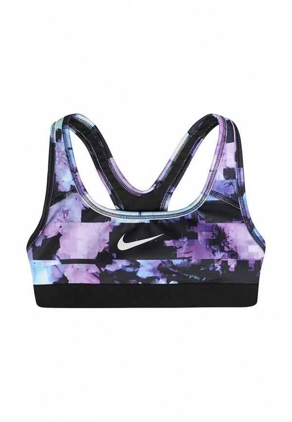 Топ спортивный Nike Nike NI464EGUFH87 топ nike топ get fit rugby stripe tank