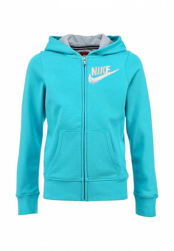 b958231c Толстовка для девочек Nike (Найк) 622115-388