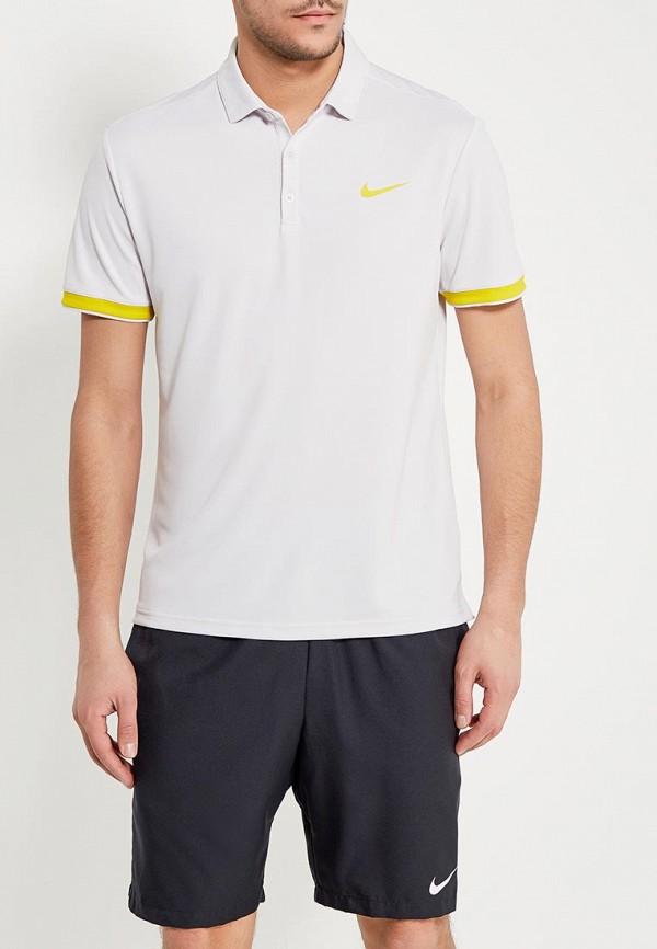 Поло Nike Nike NI464EMAABP3 носки nike носки nike running dri fit cushion d