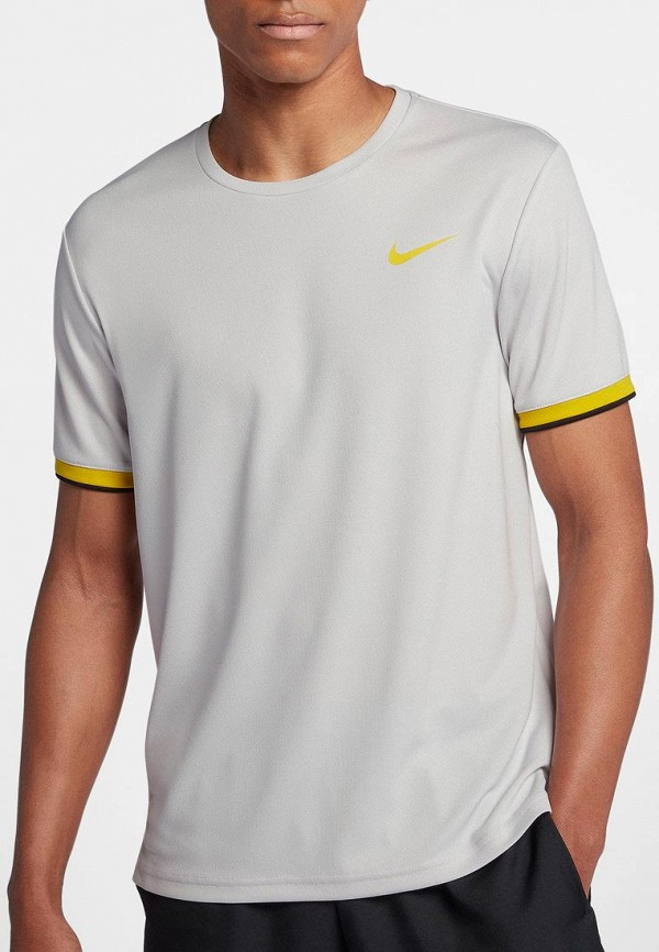 Футболка спортивная Nike Nike NI464EMAABP5 сумка спортивная nike nike ni464bwrym11