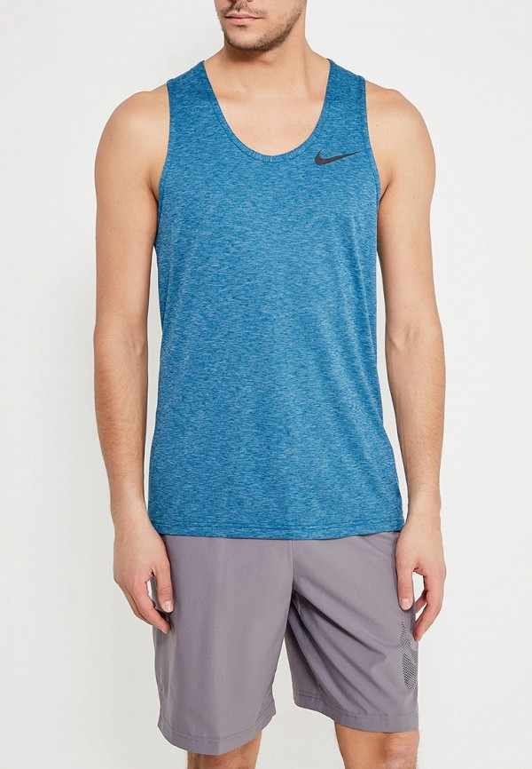 Майка спортивная Nike Nike NI464EMAABQ2 сумка спортивная nike nike ni464bwrym11