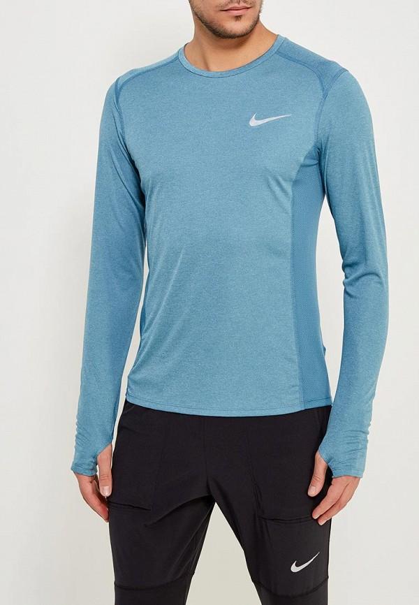 Лонгслив спортивный Nike Nike NI464EMAABR6 топ спортивный nike nike ni464ewugz12