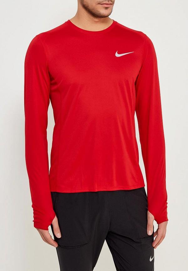 Лонгслив спортивный Nike Nike NI464EMAABR7 топ спортивный nike nike ni464ewugz12