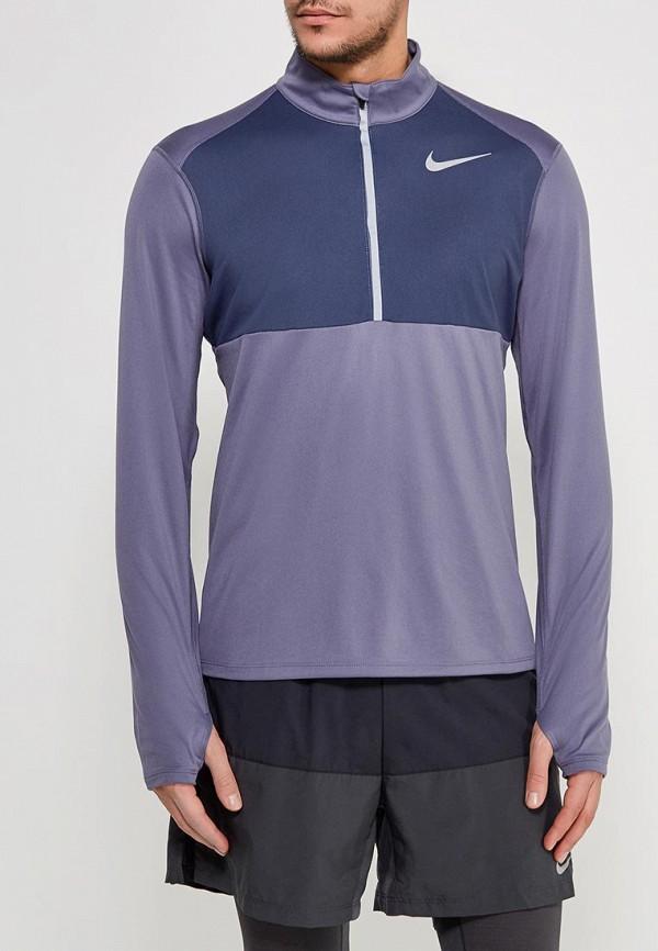 Лонгслив спортивный Nike Nike NI464EMAABT9 топ спортивный nike nike ni464ewugz12