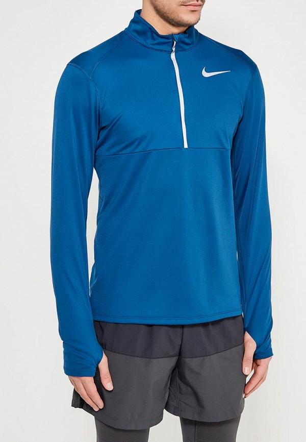 Лонгслив спортивный Nike Nike NI464EMAABU0 топ спортивный nike nike ni464ewugz12